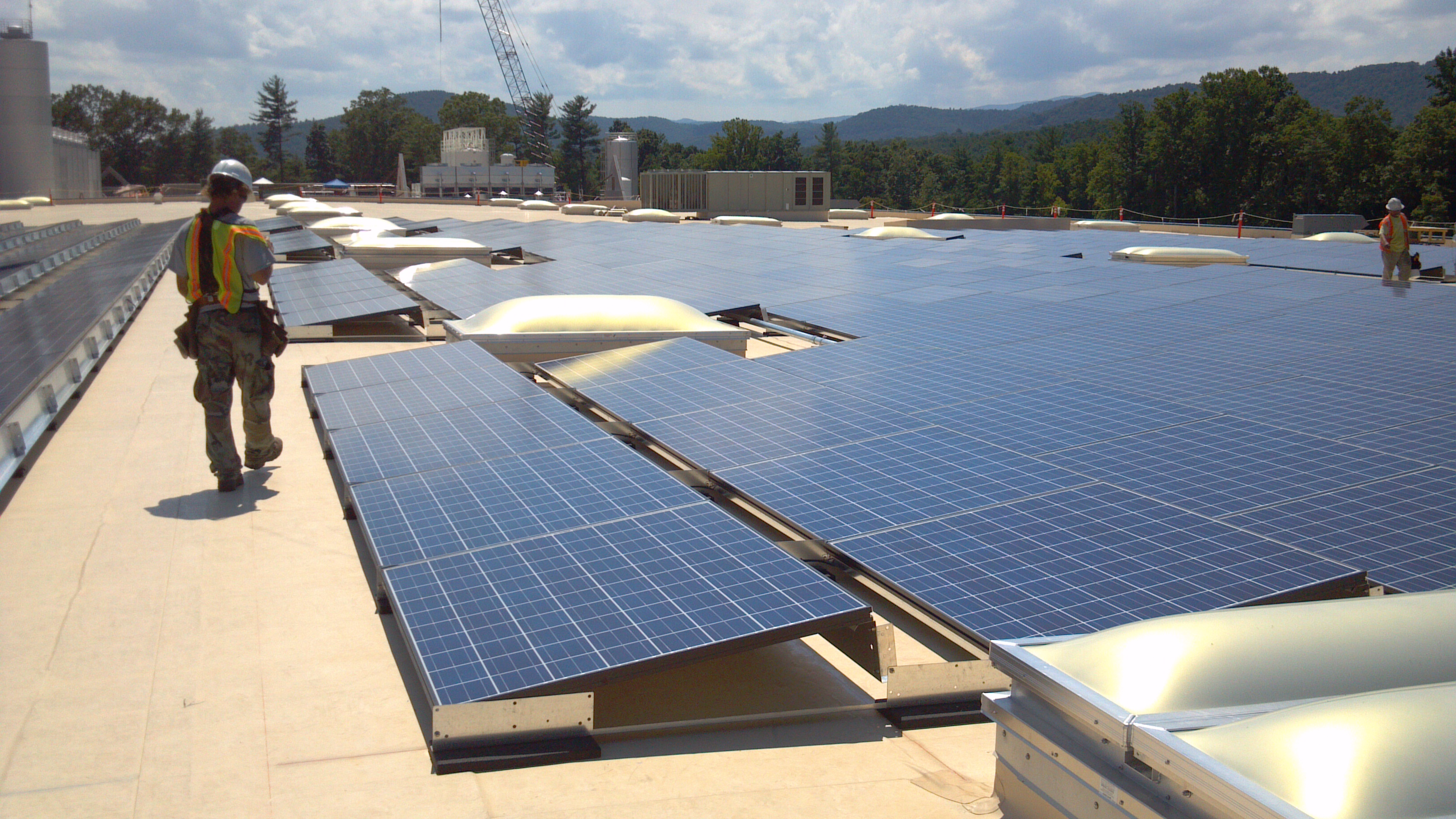 Companies Urge Duke Energy For Public Support Of Solar
